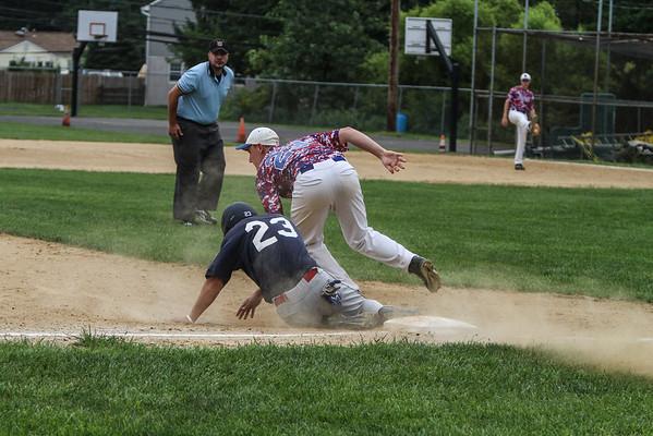 Rosyln Legion Baseball 7 18 2015