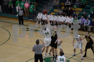 2015 Clear Lake @ St. Edmond Boys Basketball