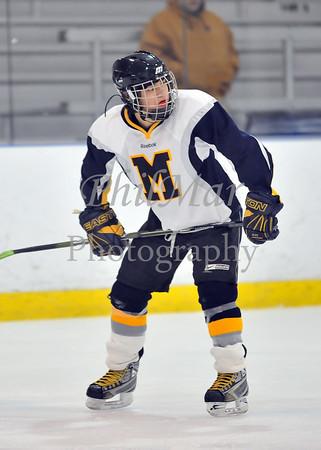 Muhlenberg VS Cocalico High School Ice Hockey 2010 - 2011