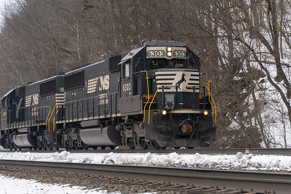train watching feb 2019