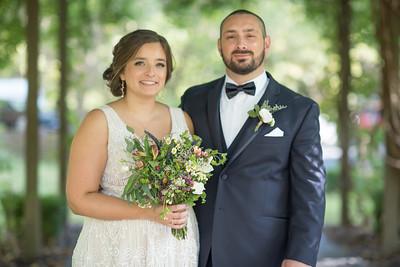 Erin and Blake Wedding Photos