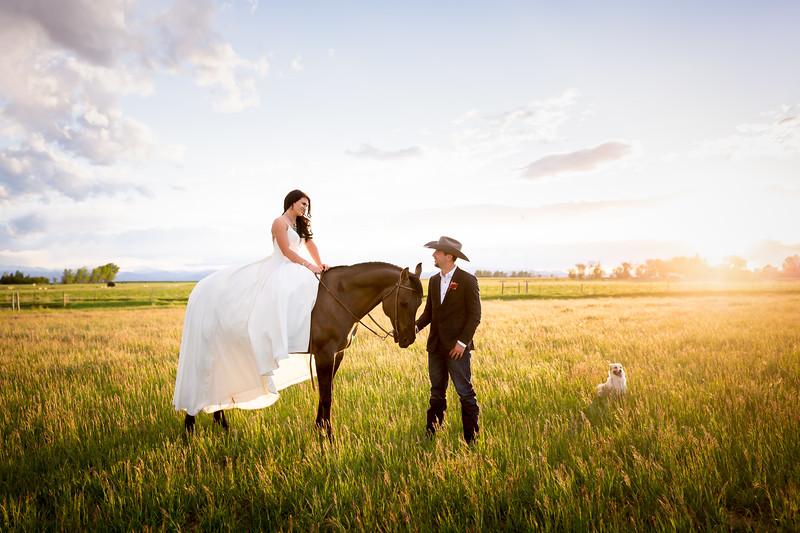Cox Wedding