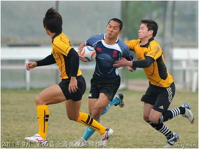 65屆全國賽-社男組預賽-長榮國訓 VS 新竹長城(CJU&NSTC vs Great Wall)