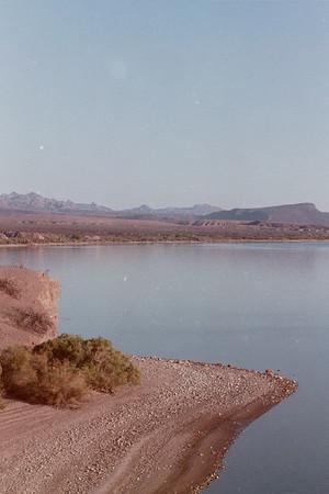 Lake Mojave Camping