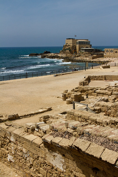 Caesarea and Haifa