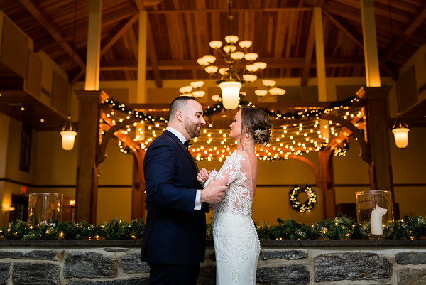 Kerry + Alex | The Knowelton Mansion | 12.28.2018