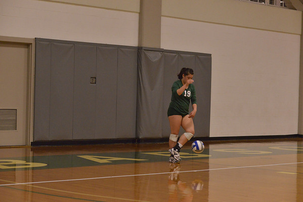 BABSON WOMEN'S VOLLEYBALL V SPRINGFIELD   9.24.2013