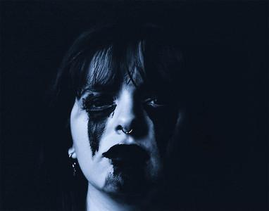"""Sorrow"" (photography) by Emma Elfrink"