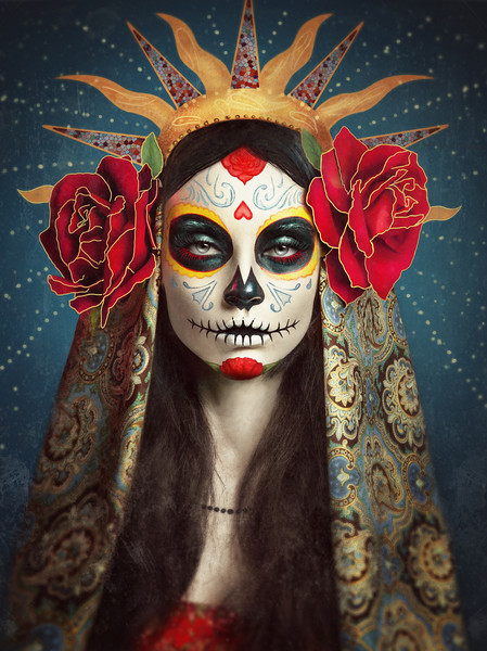 Julia Kuzmenko - Sugar Skull