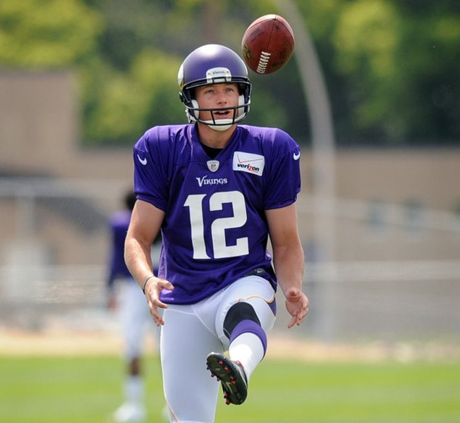""". <p>8. (tie) JEFF LOCKE <p>How long until the Vikings bring back his potty-mouthed predecessor? (unranked) <p><b><a href=\'http://www.twincities.com/sports/ci_24046236/minnesota-vikings-rookie-punter-lockes-debut-forgettable?source=rss\' target=\""""_blank\""""> HUH?</a></b> <p>     (Pioneer Press: Chris Polydoroff)"""