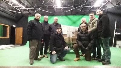 Knights of Vartan Ararat Lodge Armenia Medical Aid team