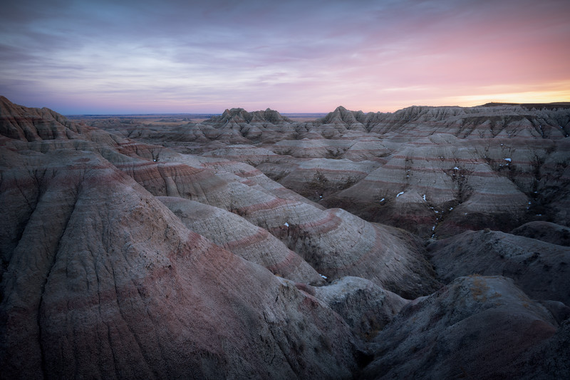 Mystical Mounds || The Badlands