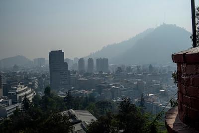 Santiago and Coastal Excursion