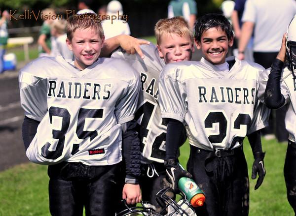 9/29 Raiders vs Rams