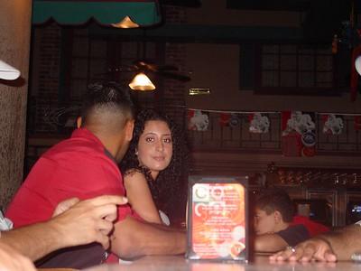 Ammar & Lorettes's Rehearsal Dinner September 16, 2005