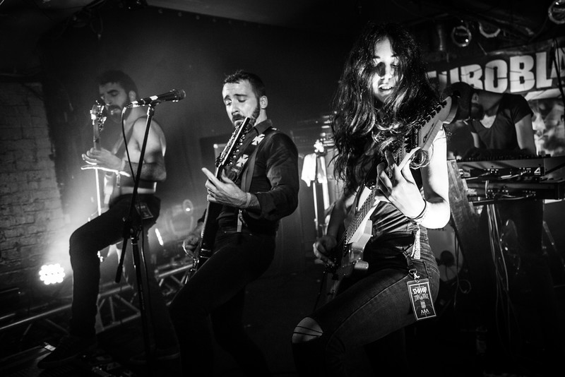 Obsidian Kingdom - Euroblast 2016
