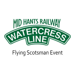 Watercress Line - Flying Scotsman Event