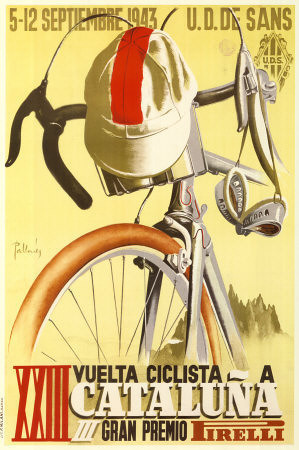 Vintage marketing posters