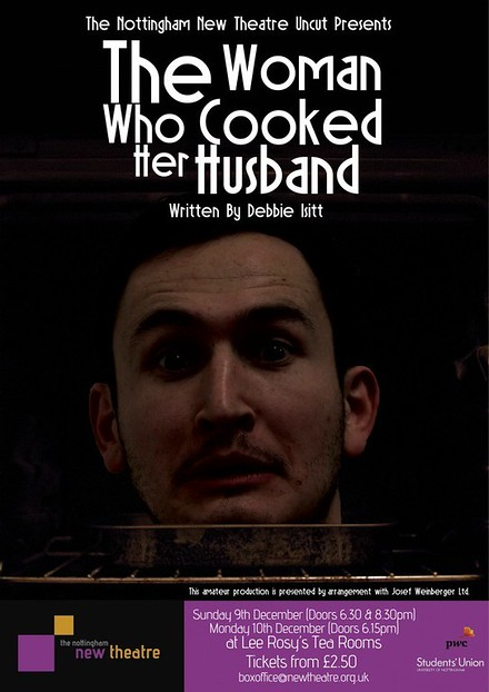 The Woman Who Cooked Her Husband poster