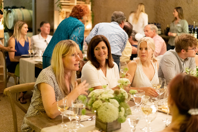 Vintner's Luncheon at Rombauer Vineyards