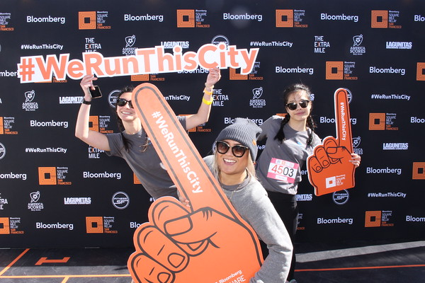 Bloomberg Square Mile Relay San Francisco 2019