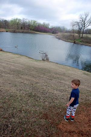 Kansas kids visit - Vol 4 & rain