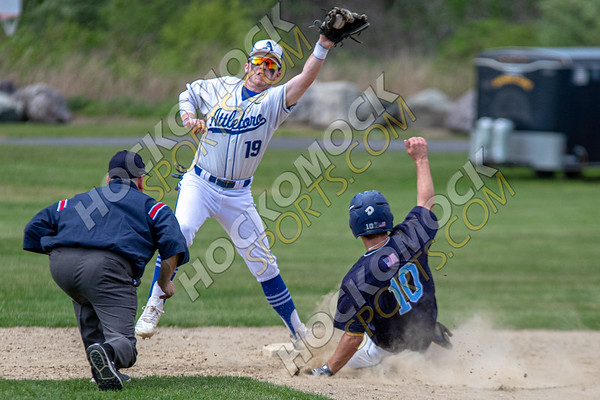 Attleboro-Franklin Baseball - 05-20-19