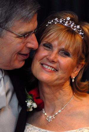 John & Carole's Wedding
