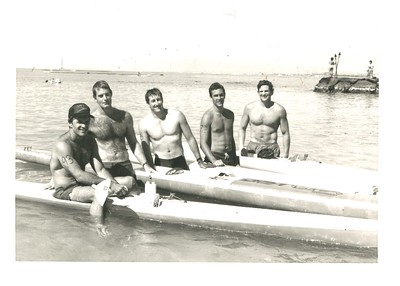 1st Annual OCC Winter Kayak Race 1-25-1986