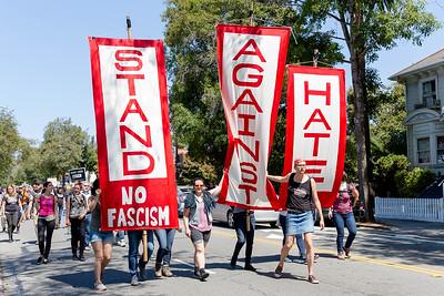 08/2017 • Berkeley Rally Against Hate