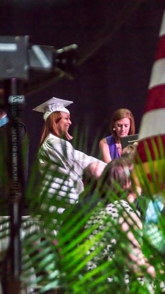 JaVia's Graduation