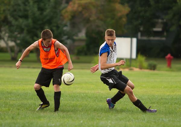 Jayden Soccer 2014