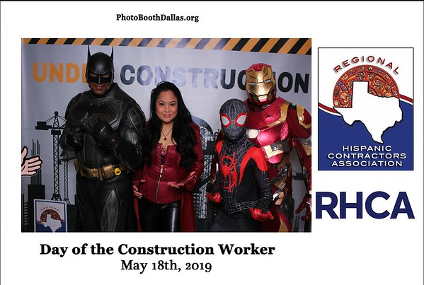 2019 Day of the Construction Worker Family Photos