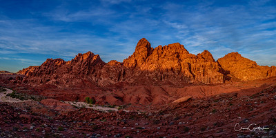 Canyons and Deserts