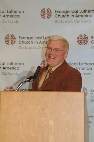John Brooks, ELCA News Service