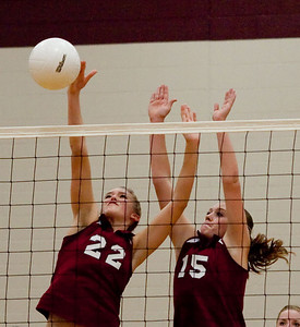 Palisade, CO High School Volleyball