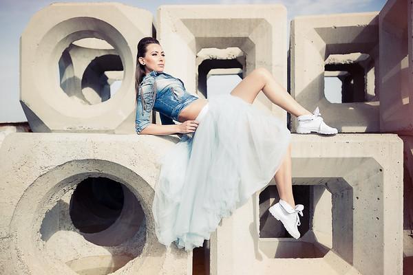 Viktoria's photoshoot