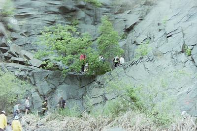 Quarry Rescue Quincy Ma. 05/23/1999