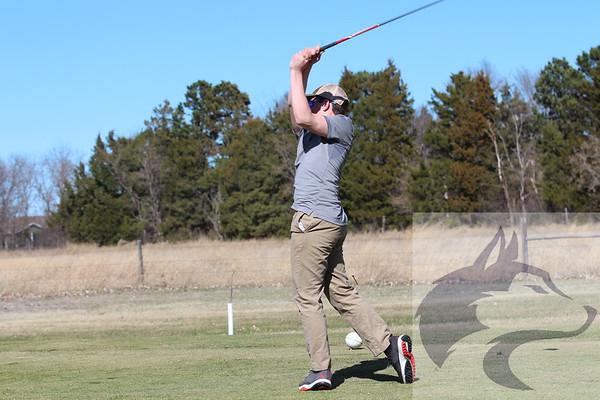 4/8/19 Boys Golf