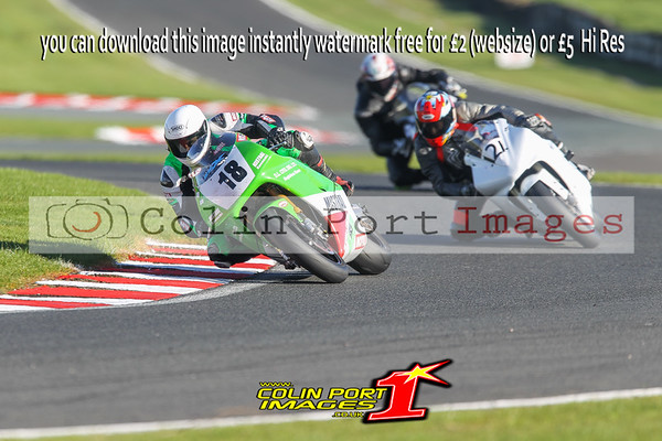 Pre Injection Wirral 100 Oulton Park 2017