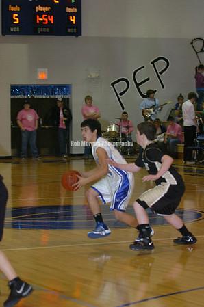 2009 - 2010 Fredonia High School Basketball