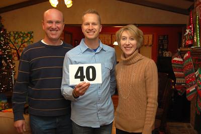 Jason Turns 40