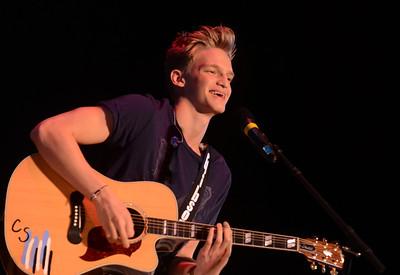 Cody Simpson performs at Tivoli