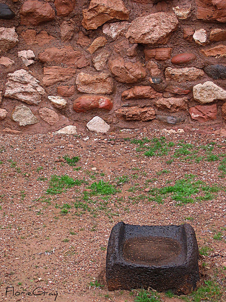 Ancient Cooking Tool, Tuzigoot 
