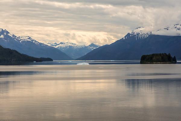 Endicott Arm and Dawes Glacier