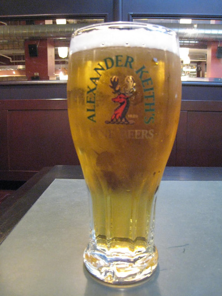 Alexander Keith Brewery -  Beer Institute - Halifax, Nova Scotia