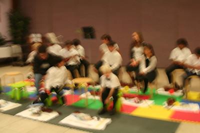 Christmas violin recital 2009