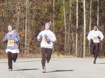 Auburn Classic Half Marathon 2003