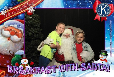 Breakfast with Santa 2016