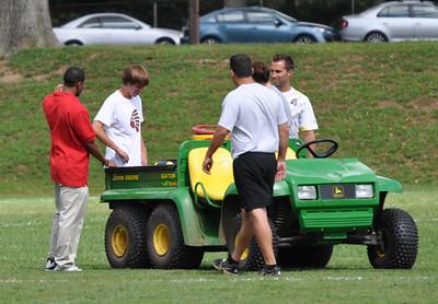 WHRHS Boys soccer 2009